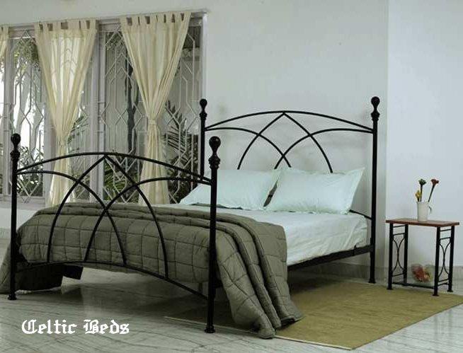 Nice Iron Rod Bed #13: Avoca Iron Bed