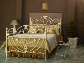 clifden iron bed